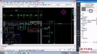 CAD室内方案设计教程第七课——卫生间、次卧室平面设计