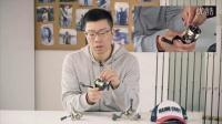 纺车轮的正确使用方法 超哥说鱼第五集【野水路亚】