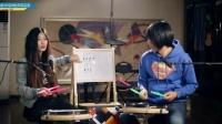 左轮架子鼓教学 NO.14《李白》前16后8分音符的灵活运用 自学入门教程