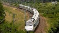 法国高速列车TGV_标清