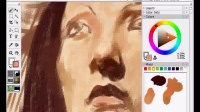 Painter IX 实例与应用054