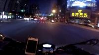 90后Hyperbiker~路遇挑逗A45 AMG~