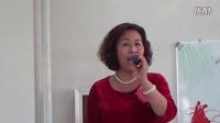 森吉德玛采编。内蒙古移动天乐合唱团。玉泉老教师合唱团联谊实况。贾丽萍独唱。共产党来了苦变甜