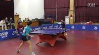 精彩一球_邹阳vs刘聪_世界乒乓球大师赛中国北京站女子个人赛第二季附加赛