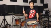 鼓手韩亚强 架子鼓教学 鼓手如何练习基本功?