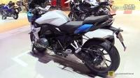 【机车网】宝马BMW R 1200 RS大排摩托车,车展实拍+官方视频
