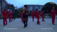 编舞优酷 zhanghongaaa 集体舞桃花情 32步简单舞蹈 原创