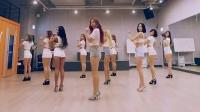 SISTAR 'Shake It' 练习室舞蹈镜面版
