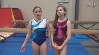SevenSuperGirls VS SevenGymnasticsGirls Competit
