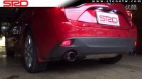 马自达3 昂克赛拉2.0 Mazda3(BM) STONE巨石排气管
