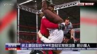 WWE史上最残忍地狱牢笼赛 挖眼穿胸头扎玻璃[高清版]