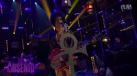 6、Prince & 3RDEYEGIRL Perform 'She's Always In My Hair'_