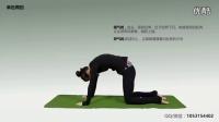 单色舞蹈【瑜伽教学视频】脊柱保养系列1-猫伸展式
