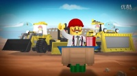 LEGO® CITY - Knock Down to Build Up Mini Movie