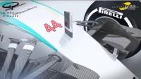 Piola F1技术分析::Mercedes W06 & W07对比