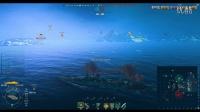 战舰世界小武  第四十一期;伊吹神走位超级输出,成就16W伤害,诠释巡洋正确打法(1)