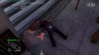 【菜喳侠盗】HL.3 不抓我那我就来警局闹XD GTA5