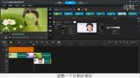 会声会影X9视频录制第四课:覆叠轨功能使用