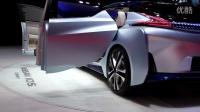 尼桑(NISSAN )IDS CONCEPT概念车 ChampionWorld臻品世界带你看2016北京国际车展