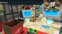 【菜喳VR】打杂的把整间店都送你了!!-Job Simulator 模拟打工 便利商店篇