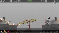 【雪激凌解说】Poly Bridge 桥梁建造EP4:1小时30分的噩梦!花样作死桥梁大集锦