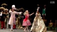 美国芭蕾舞剧院 睡美人 一幕 玫瑰柔版+公主变奏 Diana Vishneva