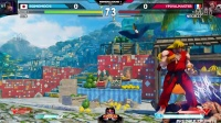 Red Bull Kumite 2016 - Momochi vs. Valmaster - Top 16