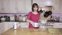 草莓戚风蛋糕【曼达小馆】下午茶系列第5集