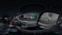 起亚KIA超级概念车《绝命逃亡》360全景