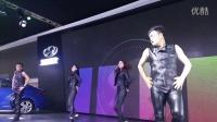 现代舞蹈 2016天津车展