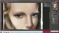 游戏美术绘画教程之CG从零开始人体基础视频教程之工具灵活运用的重要性