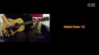 【吉他雨工作室】周杰伦-《稻香》木吉他分解和弦教学,视频附原始速度示范和慢速示范,还有伴奏分轨。