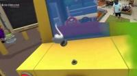 【菜喳VR】香蕉原来要这麽用!-模拟打工 修车厂篇-Job Simulator