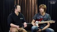铁人独家专访--吉他手袁铮