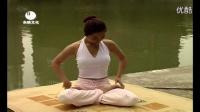 曲影漂亮妈妈瑜伽26-箱舟式2