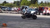 摩托车花式特技一个字爽