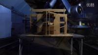 云巢设计| 活动剧院原型 与CIRCUS LA合作 KUKA机械臂参与设计拍摄