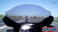 花式作死摩托车特技
