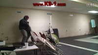 实战犬模拟Dutch Shepherd EXTREME Attack Training (k9-1.com)