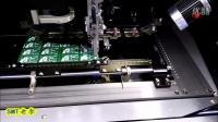 和西汉尼赛最新在线立式全自动插件机HS-520F生产视频