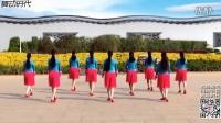 王梅广场舞《画颜》正面舞曲版