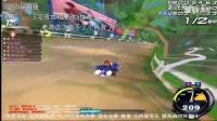 qq飞车谭伟仪:极品车猛兽跑起来啊