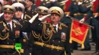 2016胜利日莫斯科红场阅兵超清完整版 军人的风彩 CPNTV