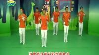 幼儿园舞蹈 中班男孩舞蹈 圣诞朋友歌