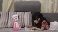 奥汀斯科技最新智能陪护机器人