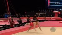 【2015世锦赛】男子体操 资格赛 自由操 刘洋