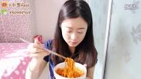 〖小雪Rani〗第一印象:韩国三养火鸡面