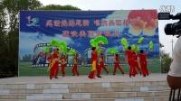 一团金银川镇激情广场大家乐胜利路社区舞蹈《人人都有好心情 》