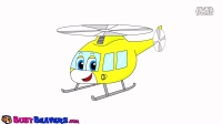 'Counting Helicopters' - Teach Kids Numbers Counting 123, Kids Number Learning V