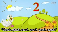 Five Little Ducks - Spring Songs for Children - Nursery Rhymes - By The Learning
